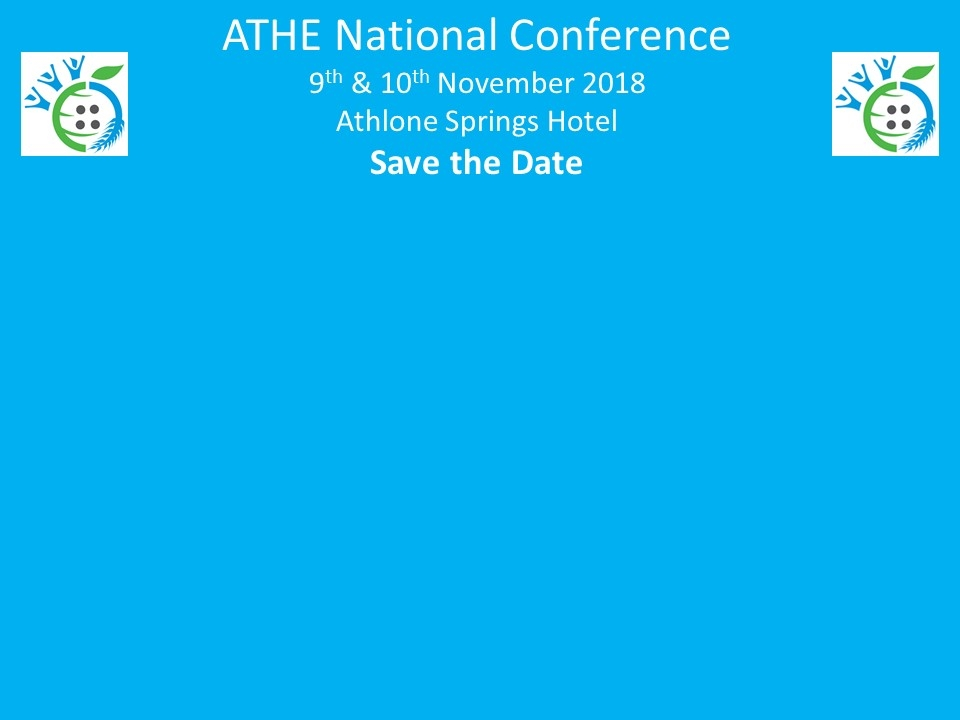 ATHE Conference